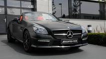 Mercedes SLK 55 AMG by the AMG Performance Studio