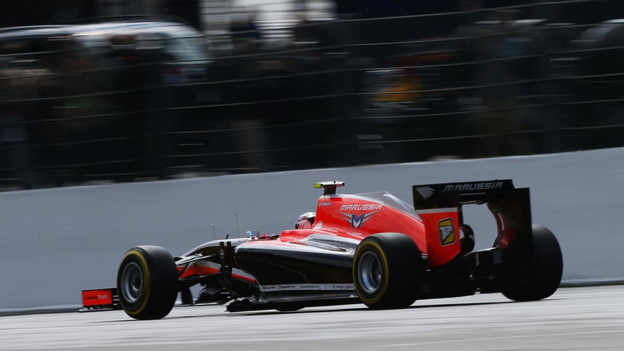 Chilton fumbles as F1's next 'pay-drivers' line up