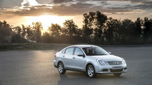 2013 Nissan Almera revealed in Moscow [video]