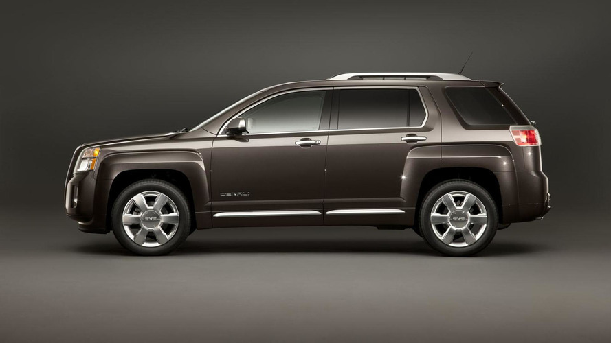 Chevy Equinox and GMC Terrain recalled for wiper failure