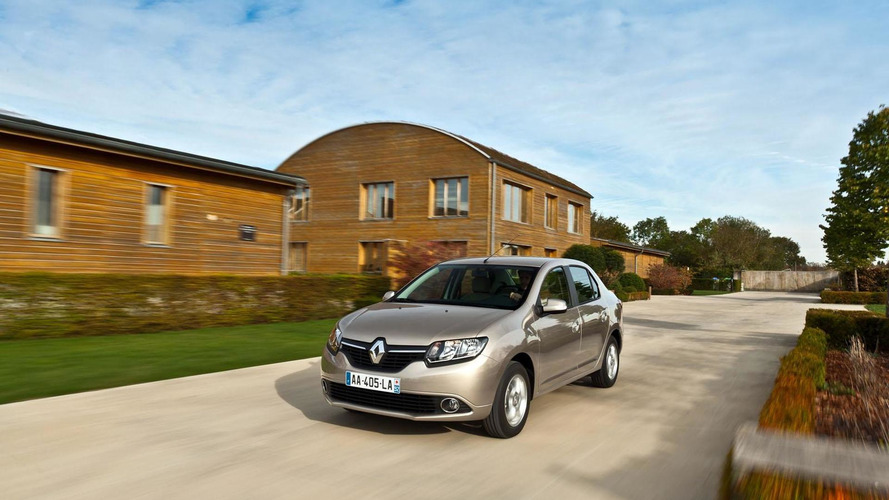 2013 Renault Symbol revealed - rebadged Dacia Logan for Turkey [video]