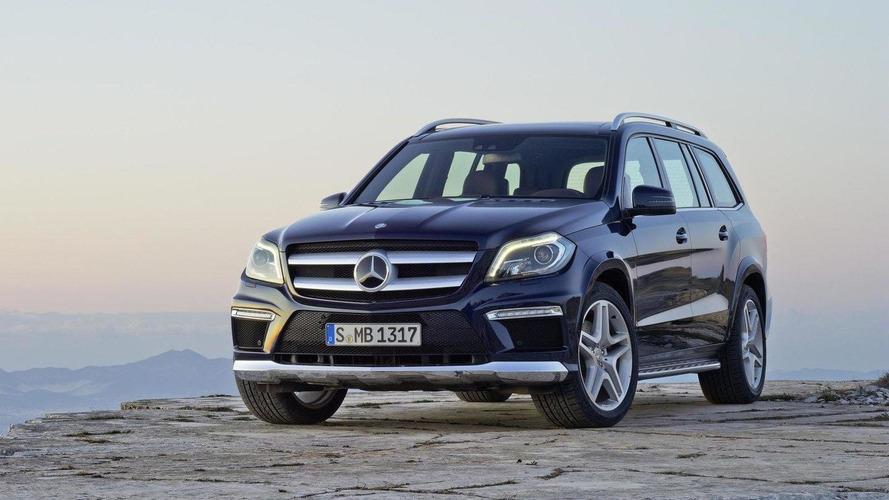 Mercedes GL-Class gains a new twin-turbo V6 petrol engine - report