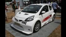 Toyota Aygo Crazy Concept