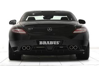 Brabus Mercedes-Benz SLS AMG