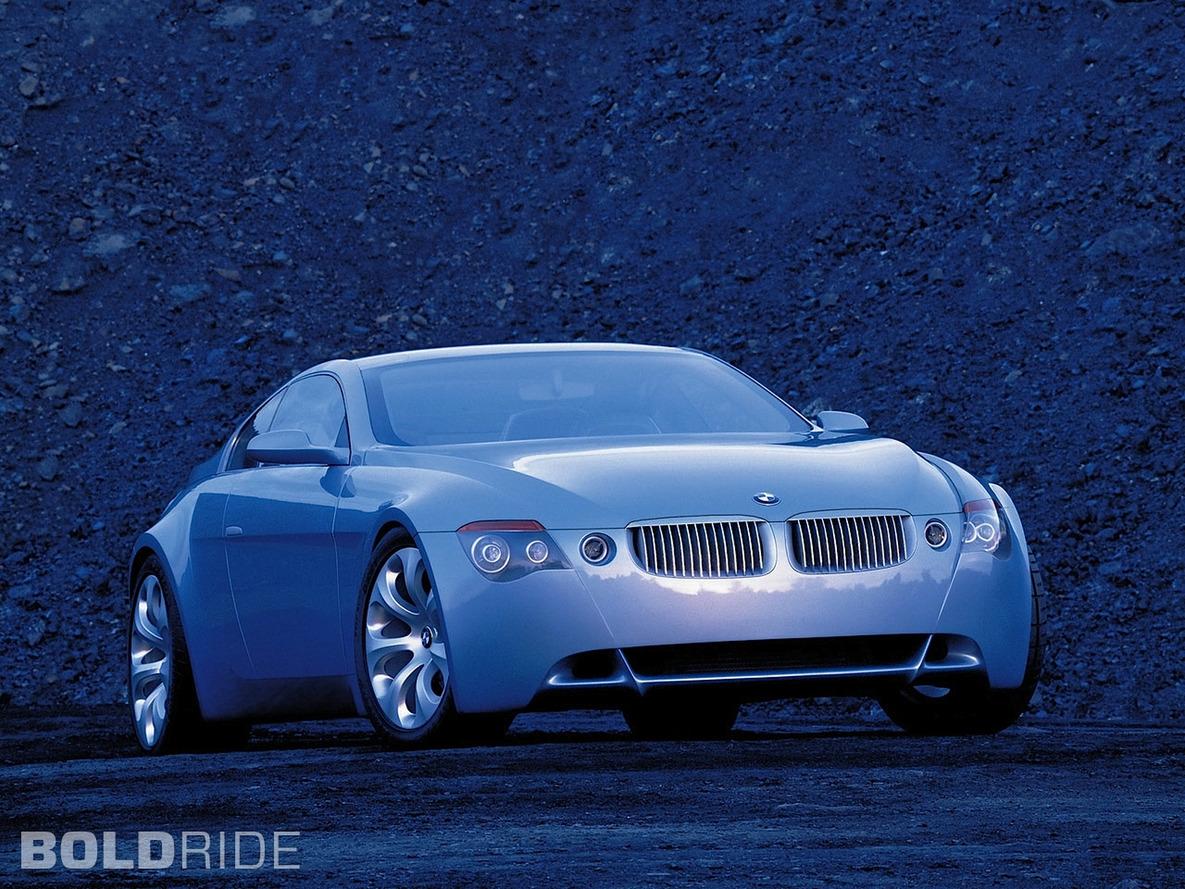 BMW Z9 (1999) – Le big Bangle munichois