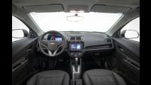 Chevrolet Cobalt ganha série especial Graphite por R$ 61.150