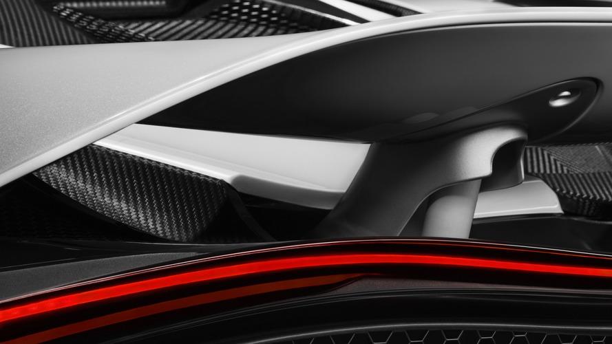 McLaren 650S replacement teases its aerodynamic efficiency