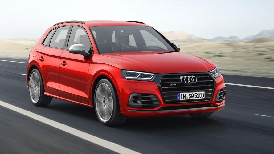 Audi SQ5, TTRS e RS3 estão confirmados para o Brasil em novembro