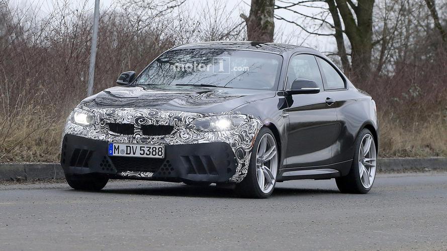 BMW M2 CS - Quelques informations supplémentaires
