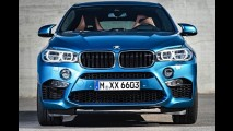Com 575 cv e 76,5 kgfm de torque, novo BMW X6M chega ao Brasil por R$ 529.950