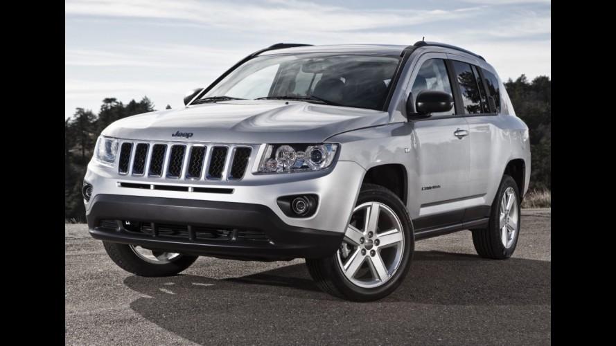 No mercado há 10 anos, Jeep Compass e Patriot sairão de linha em dezembro