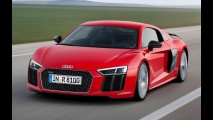 Audi R8 com motor turbo está descartado, pelo menos a curto prazo