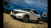 HR-V supera expectativas e fecha março como 3º SUV mais vendido