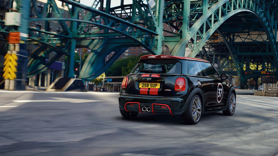 Mini dials sportiness up a notch with new John Cooper Works bits