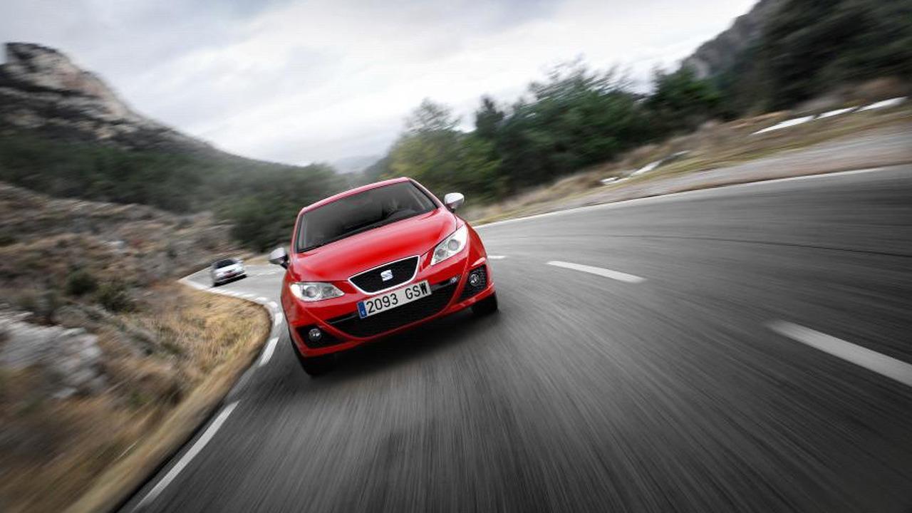 2017 SEAT Ibiza teaser