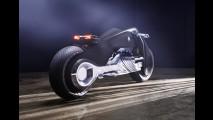 Conceito da BMW Motorrad dispensa capacete e possui até pilotagem ativa - vídeo