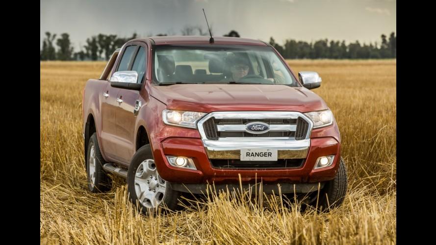 Ford Ranger fica mais cara em outubro e versão Limited vai a R$ 184.490