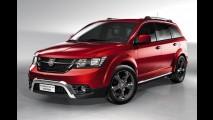 Veja como poderia ser um SUV da Fiat Toro - projeção
