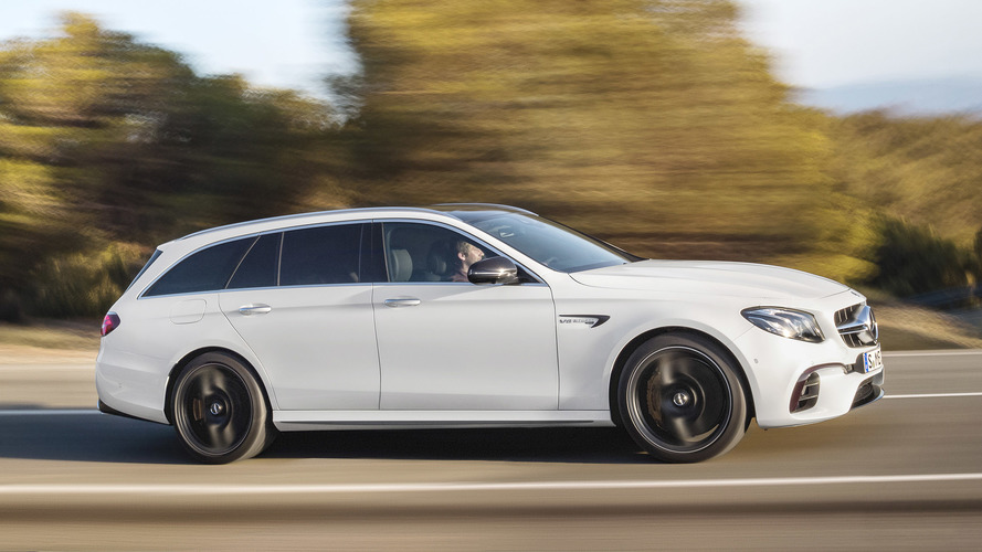 Mercedes-AMG E63 S Estate makes video debut