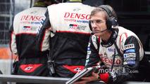 Pascal Vasselon, Toyota Racing technical director