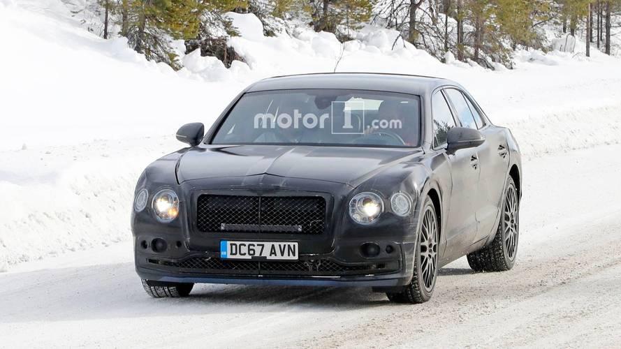 Bentley Flying Spur Plug-In Hibrit Casus