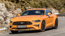 Gelifteter Ford Mustang im Test