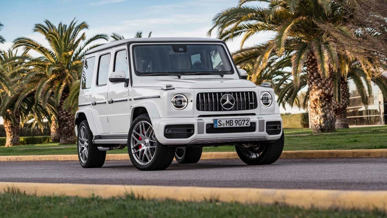 Todoterrenos: Mercedes-AMG G 63 2018