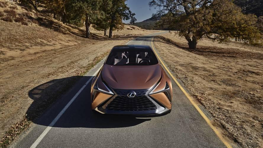 Lexus LF-1 Limitless - L'avenir du premium selon Lexus
