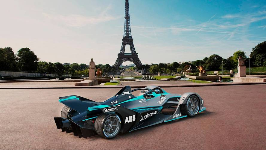 Officiel - Voici la nouvelle Formule E !