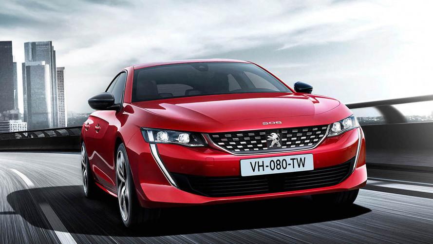 Sagen Sie Hallo zum neuen Peugeot 508