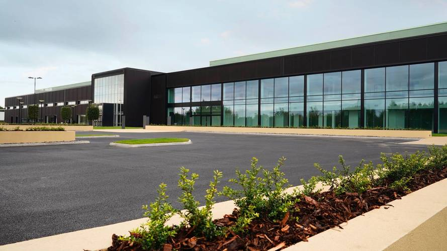 Aston Martin St Athan factory