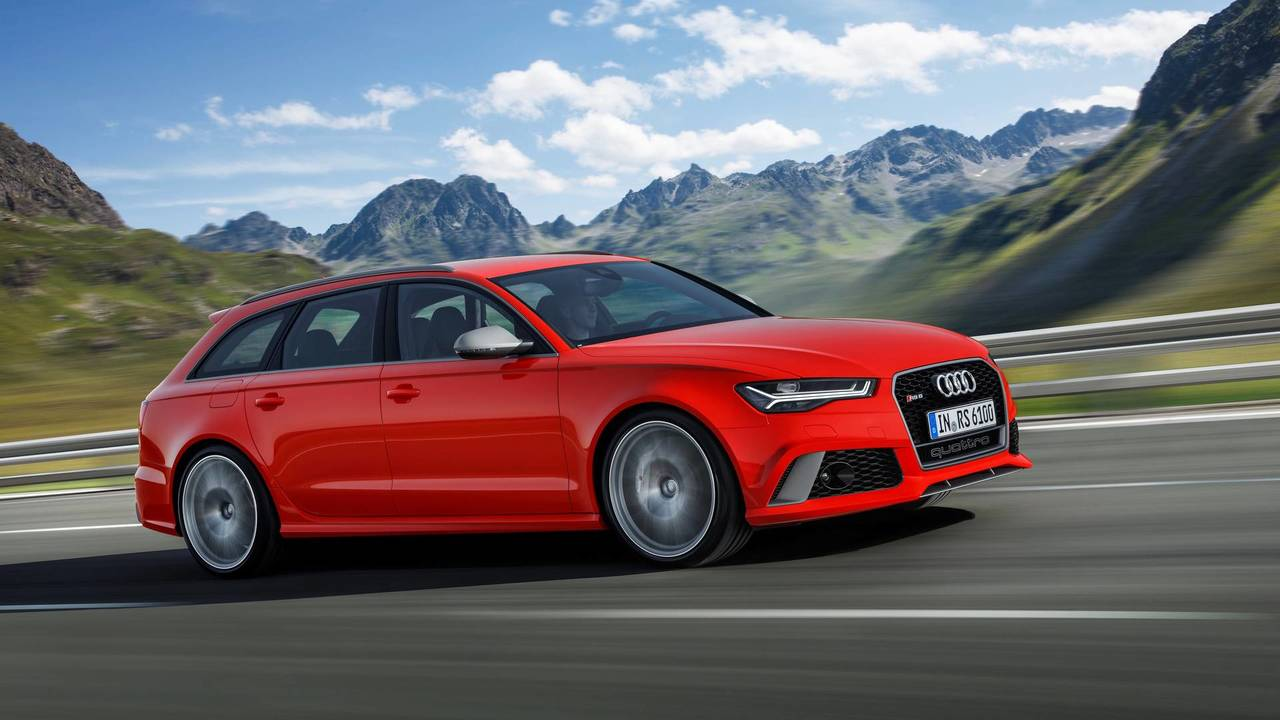 5. Audi RS 6 Avant Performance: 3.7 saniye