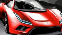 Saleen Raptor for New York Auto Show