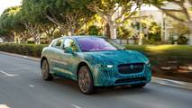 Jaguar I-Pace tests finaux à Los Angeles