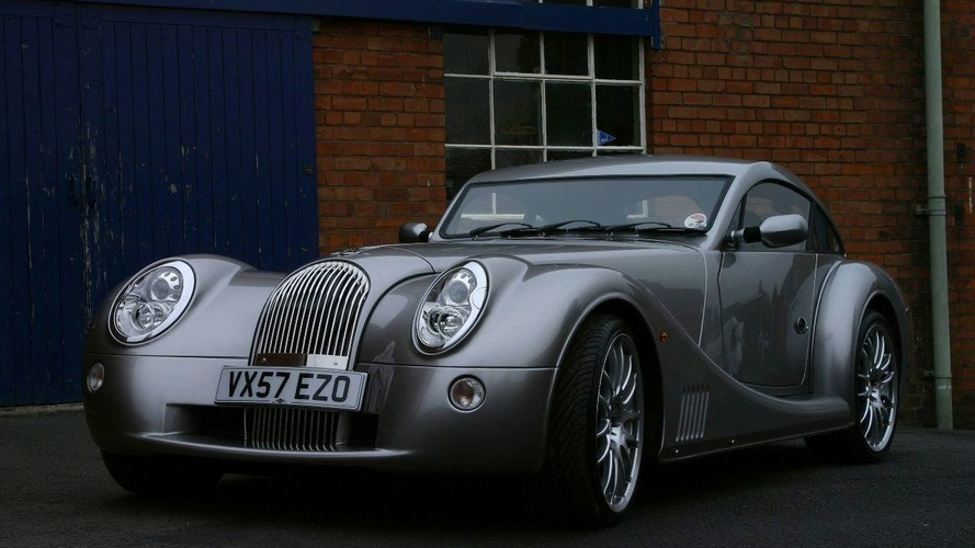 Morgan AeroMax goes into production