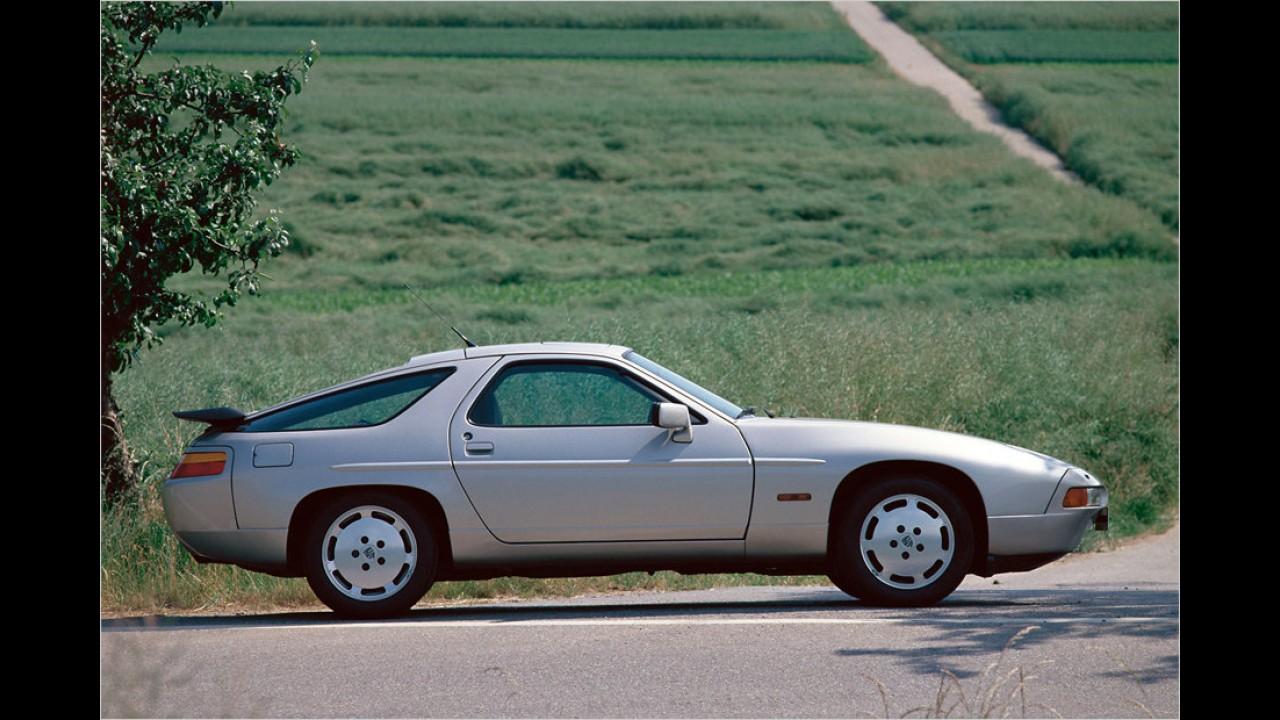 928 S4 (1987): Die große Überarbeitung