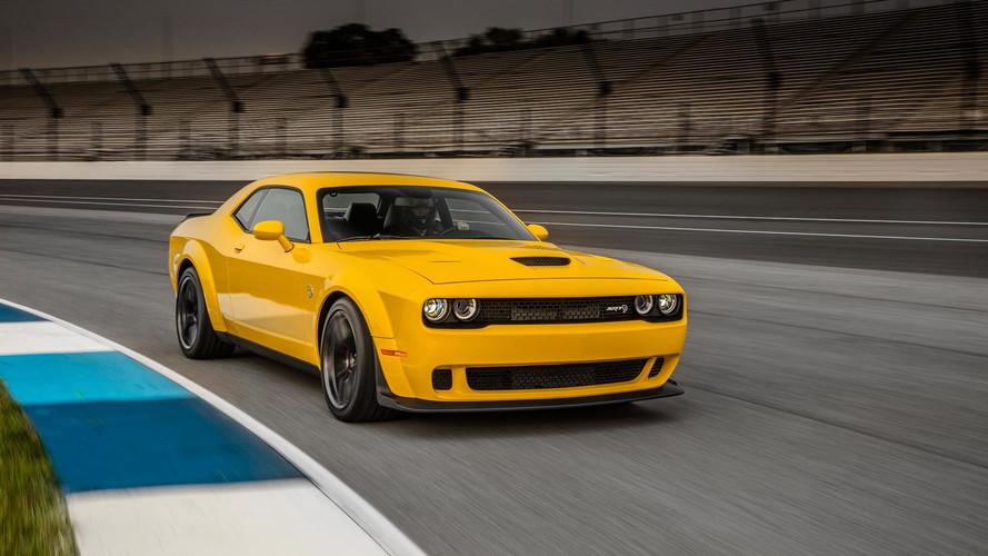 Yeni Dodge Charger ve Challenger Maserati Ghibli platformu kullanacak