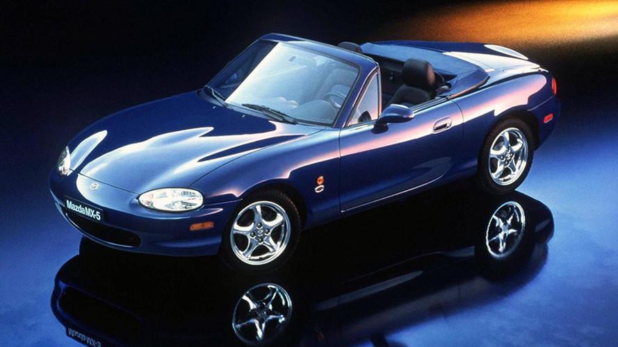 Méga galerie - Mazda MX-5 NB (1998-2005)