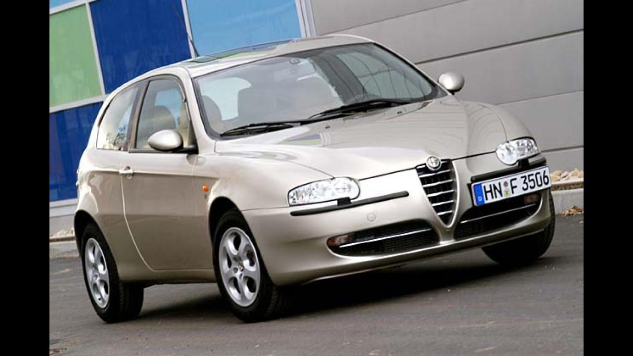 Sondermodell Alfa 147 Shape