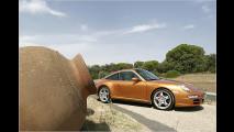 Porsche gibt Glas