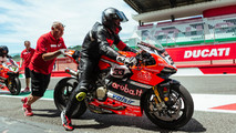 Ducati test clientes Ducati Panigale R WorldSBK