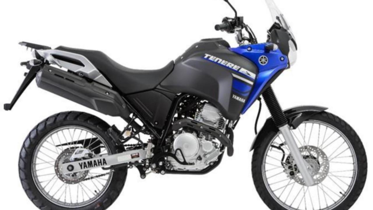 Yamaha XTZ 250 Ténéré 2018