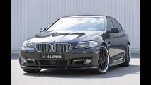 Nuova BMW Serie 5 by Hamann