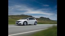 Nuova Honda Civic, altri dettagli tecnici