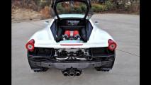 Ferrari 458 Italia twin-turbo Underground Racing