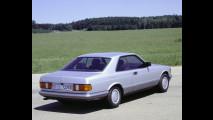 Mercedes classiche moderne