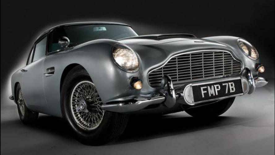 Aston Martin: nella proprietà entra Investindustrial