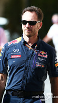 Christian Horner Red Bull Racing Team Principal