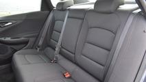 2016 Chevy Malibu test drive