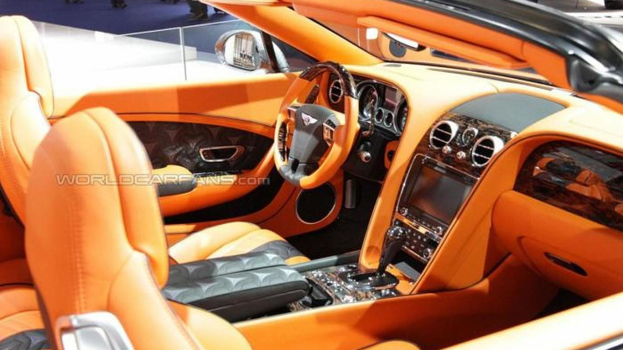 1,001 PS Bentley Continental GT Speed Convertible by Mansory is pure ...